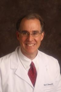 A recent portrait of Dr. Sherman.